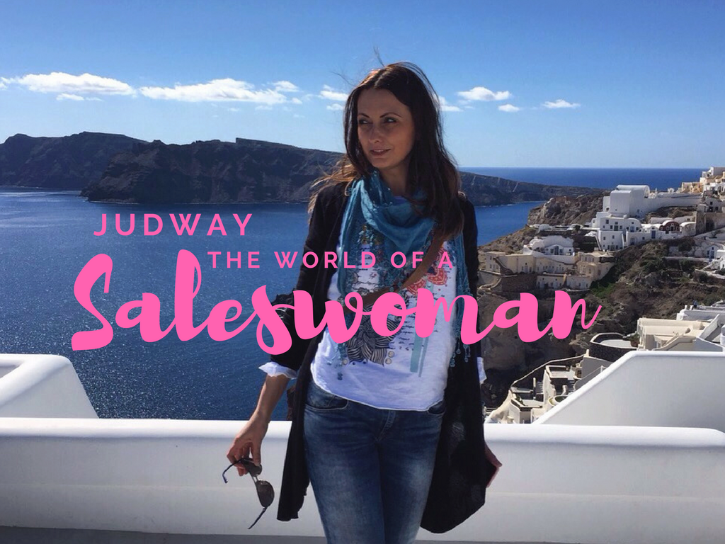 The World of a sales woman